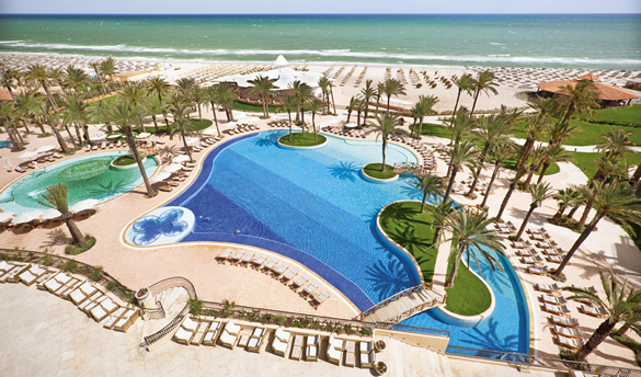 Hôtel Movenpick Resort & Marine Spa Sousse