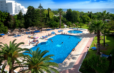 Hôtel Club President Beach & SPA (Cure acheté=1jour Offert)
