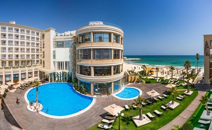 Hôtel Sousse Palace (All Inclusive Offert de Mai à Octobre)