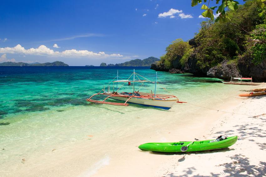 SEJOUR BALNEAIRE SUR L'ILE DE BORACAY AUX PHILIPPINES