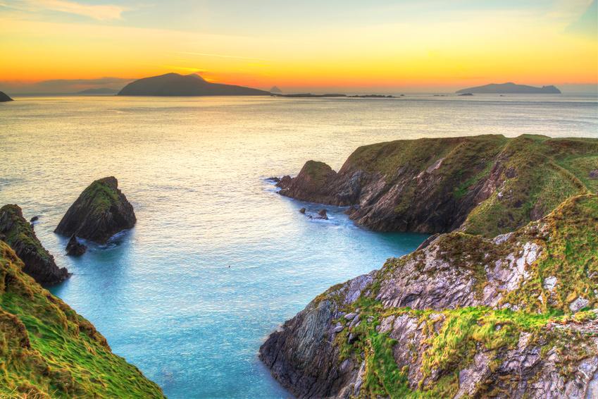 L'EIRE IRLANDAIS - voyage  - sejour