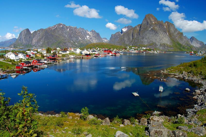 L'éblouissant Cap Norvégien
