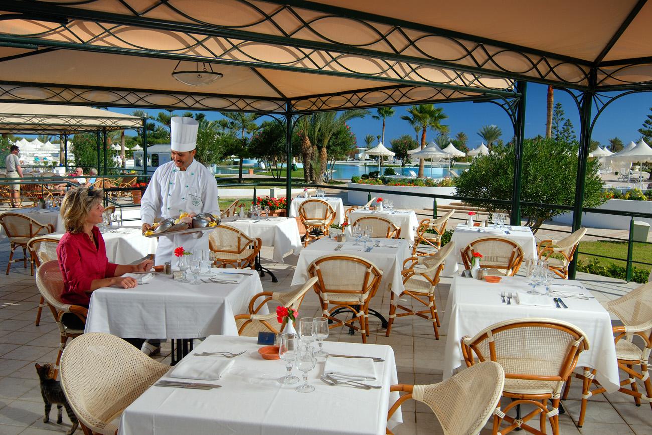 djerba plaza restaurant piscine70f1