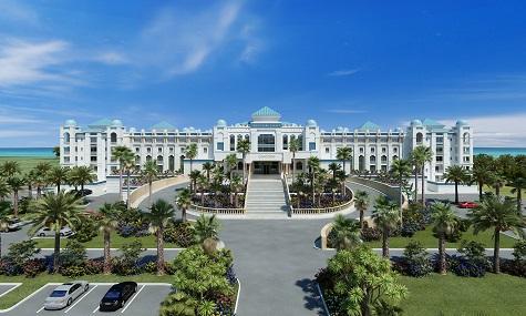Hôtel Concorde Green Park Palace 5*