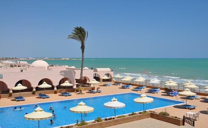 hôtel oasis marine club 3*