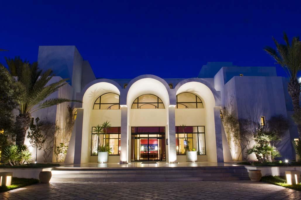 Hôtel Radisson Blu Ulysse Resort & Thalasso Djerba 5*