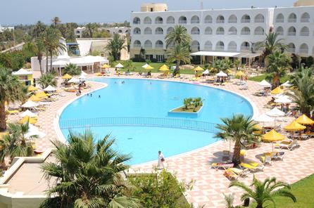 Hôtel Sidi Mansour 4* - voyage  - sejour