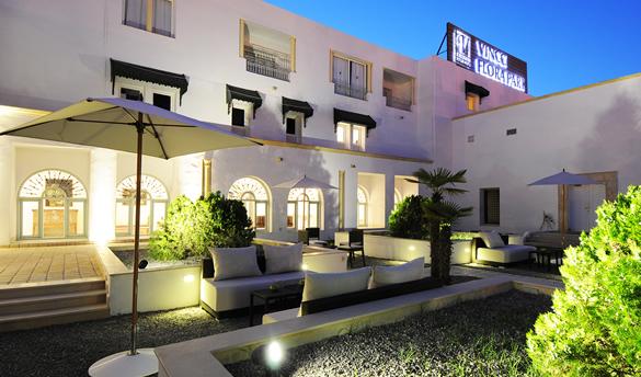 hôtel vincci flora park 4*