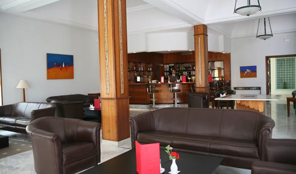 vincci flora park bar interieur317d