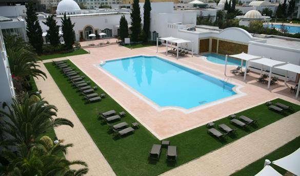 vincci flora park piscine centrale09fd