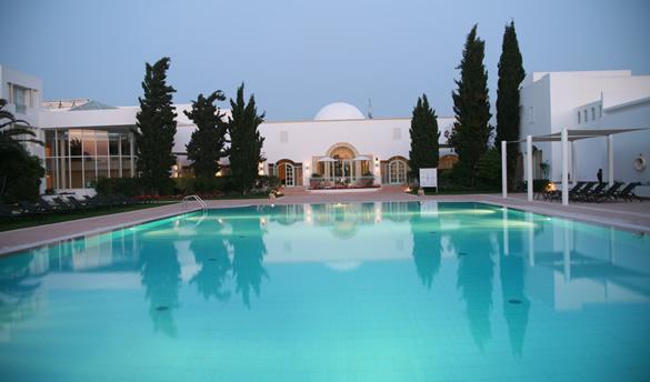 vincci flora park piscine8787